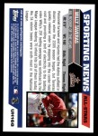 2005 Topps Update #168  Willy Taveras  Back Thumbnail