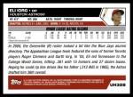 2005 Topps Update #328  Eli Iorg  Back Thumbnail