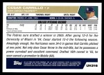 2005 Topps Update #316  Cesar Carrillo  Back Thumbnail