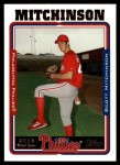 2005 Topps Update #288  Scott Mitchinson   Front Thumbnail