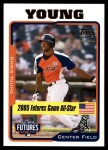 2005 Topps Update #219  Chris B.Young  Front Thumbnail