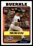 2005 Topps Update #184   -  Mark Buehrle All-Star Front Thumbnail