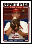 2005 Topps Update #327  Mark McCormick  Front Thumbnail