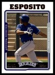2005 Topps Update #273  Mike Esposito   Front Thumbnail