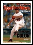 2005 Topps Update #171   -  Bartolo Colon All-Star Front Thumbnail