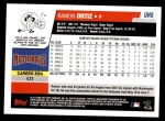 2006 Topps Update #8  Ramon Ortiz  Back Thumbnail