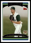 2006 Topps Update #147  Jamie Shields  Front Thumbnail
