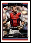2006 Topps Update #153  Mike Napoli  Front Thumbnail