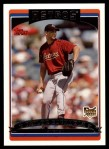 2006 Topps Update #163  Taylor Buchholz  Front Thumbnail