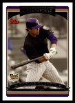 2006 Topps Update #161  Carlos Quentin  Front Thumbnail