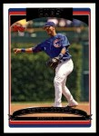 2006 Topps Update #122  Ronny Cedeno  Front Thumbnail