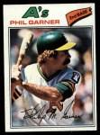 1977 Topps #261  Phil Garner  Front Thumbnail