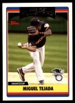 2006 Topps Update #281   -  Miguel Tejada All-Star Front Thumbnail