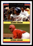 2006 Topps Update #295   -  Alfonso Soriano / Alfonso Soriano Nationals Team Leaders Front Thumbnail