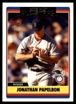 2006 Topps Update #279   -  Jonathan Papelbon All-Star Front Thumbnail