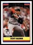 2006 Topps Update #245   -  Scott Kazmir All-Star Front Thumbnail