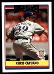 2006 Topps Update #247   -  Chris Capuano All-Star Front Thumbnail