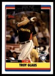 2006 Topps Update #290  Troy Glaus  Front Thumbnail