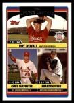 2006 Topps Update #215   -  Roy Oswalt / Chris Carpenter / Brandon Webb Leaders Front Thumbnail