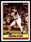 2006 Topps Update #264   -  Mariano Rivera All-Star Front Thumbnail