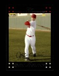 2007 Topps Update #22  Jeff Salazar  Front Thumbnail