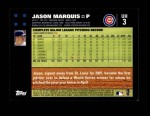 2007 Topps Update #3  Jason Marquis  Back Thumbnail