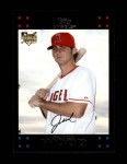 2007 Topps Update #161  Brandon Wood  Front Thumbnail
