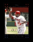 2007 Topps Update #95  Dmitri Young  Front Thumbnail