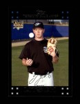 2007 Topps Update #154  Jesse Litsch  Front Thumbnail