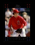 2007 Topps Update #129  Dustin Moseley  Front Thumbnail