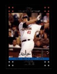 2007 Topps Update #261  Carlos Lee  Front Thumbnail