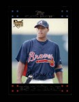 2007 Topps Update #172  Yunel Escobar  Front Thumbnail