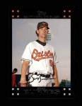 2007 Topps Update #330  Brian Burres  Front Thumbnail