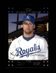 2007 Topps Update #307  Kyle Davies  Front Thumbnail