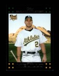 2007 Topps Update #187  Kevin Melillo  Front Thumbnail