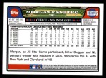 2008 Topps Updates #126  Morgan Ensberg  Back Thumbnail