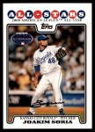 2008 Topps Updates #89   -  Joakim Soria All-Star Front Thumbnail