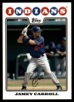 2008 Topps Updates #67  Jamey Carroll  Front Thumbnail