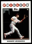 2008 Topps Updates #220  Geoff Jenkins  Front Thumbnail