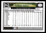 2008 Topps Updates #174  D.J. Carrasco  Back Thumbnail