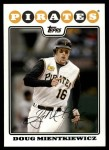 2008 Topps Updates #248  Doug Mientkiewicz  Front Thumbnail