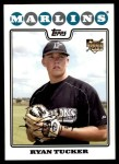 2008 Topps Updates #225  Ryan Tucker  Front Thumbnail
