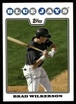 2008 Topps Updates #176  Brad Wilkerson  Front Thumbnail