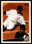 2009 Topps Update #124  Delwyn Young  Front Thumbnail