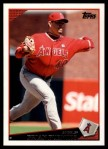 2009 Topps Update #5  Brian Fuentes  Front Thumbnail