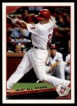 2009 Topps Update #136  Raul Ibanez  Front Thumbnail