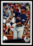 2009 Topps Update #86  Carlos Pena  Front Thumbnail