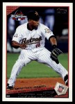 2009 Topps Update #295  Miguel Tejada  Front Thumbnail
