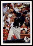 2009 Topps Update #272  Carlos Pena  Front Thumbnail