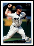 2009 Topps Update #223  Jack Hannahan  Front Thumbnail